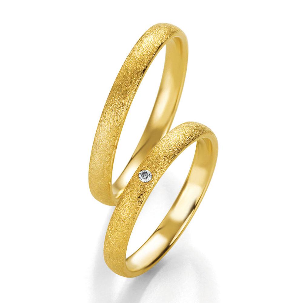 e345d9ef779d Χρυσές Βέρες Γάμου – Αρραβώνα K14 Benz Collection 003-004 by Breuning
