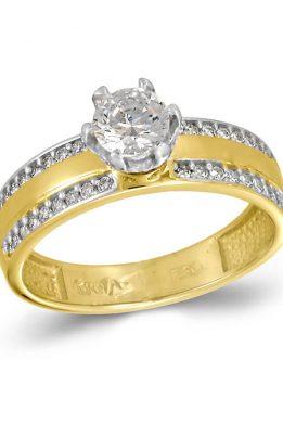 Δαχτυλίδια Χρυσά και Ασημένια σε Εκπληκτικά Σχέδια 8c25ac6a187