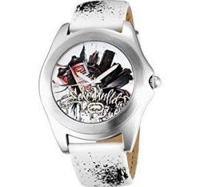 Ρολόι MARC ECKO Με Λευκό Λουράκι