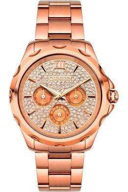 20d959523a Γυναικείο Ρολόι BREEZE Belle Ray Με Ροζ Χρυσό Μπρασελέ