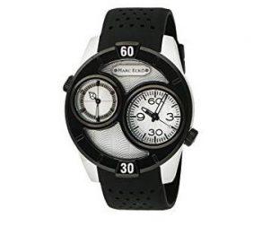 Ρολόι MARC ECKO Με Μαύρο Λουράκι Και Χρονογράφους