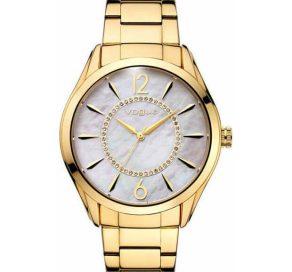 Ρολόι VOGUE Manhattan Με Χρυσό Μπρασελέ