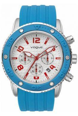 Ρολόι VOGUE Vivid Με Γαλάζιο Λουράκι