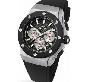 Ρολόι TW STEEL David Coulthard Special Edition Με Μαύρο Λουράκι