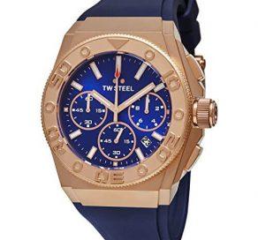 Ρολόι TW STEEL Ceo Diver Large Με Μπλε Λουράκι
