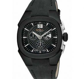 Ρολόι BREIL Με Μαύρο Λουράκι