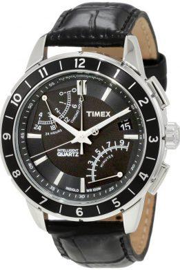 Ρολόι Timex Με Μαύρο Λουράκι