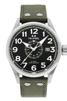 Ρολόι TW STEEL Volante Με Χακί Λουράκι