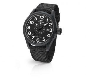Ρολόι TW STEEL Volante Με Μαύρο Λουράκι