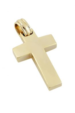 Χρυσός Σταυρός Βαφτιστικός