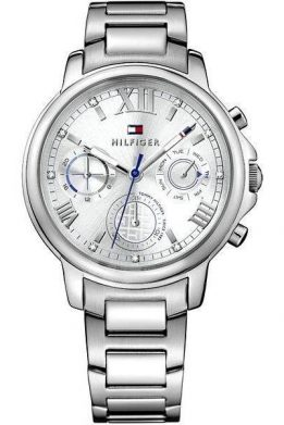 Tommy HILFIGER Claudia Multifunction Stainless Steel Bracelet